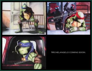 Turtle Drawings 3of4