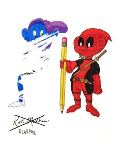 Deadpool Dopey
